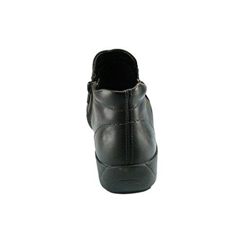 Remonte Damen Stiefelette Cristallin D0577-11 schwarz Schwarz