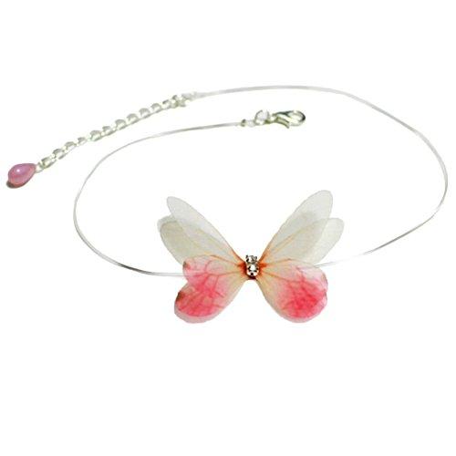 1Pcs Transparente Linie Angeln Strass Halskette Für Mädchen (Mädchen Nordstrom)
