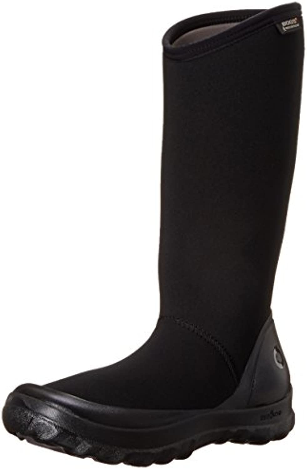Bogs Ladies Kettering Black Warm Insulated Waterproof Wellington Boots 71772-UK5 (EU38)