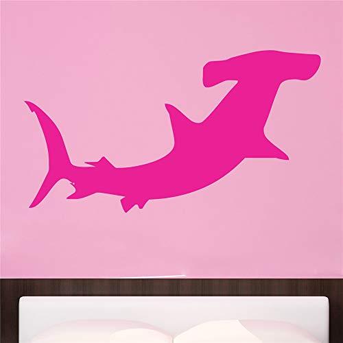 stickers muraux fée clochette Requin marteau pour chambre d'enfant en pépinière