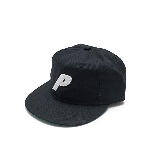 woyaochudan Buchstabe P Keine Standard Retro Baseball Cap Golf Caps wie P gestickte Paar PHats 4 einstellbar Baby Phat Cap