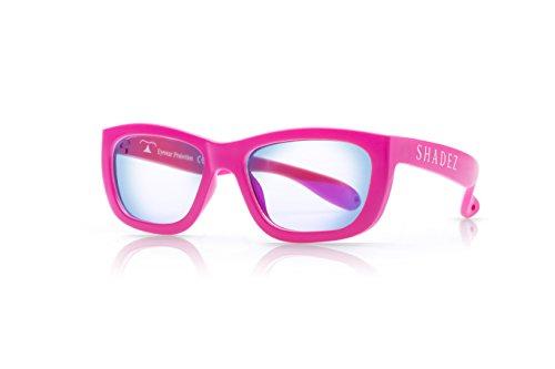 Shadez Mädchen Brillengestell Shz 108, Rosa (Pink), Medium (Herstellergröße: 7-16 Jahre) (Ophthalmische Linsen)