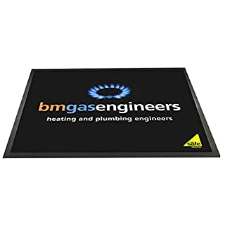Artylicious Personalised Plumbers mat - Tradesman protection work surface Mat - ideal for plumbers, electricians, tradespeople