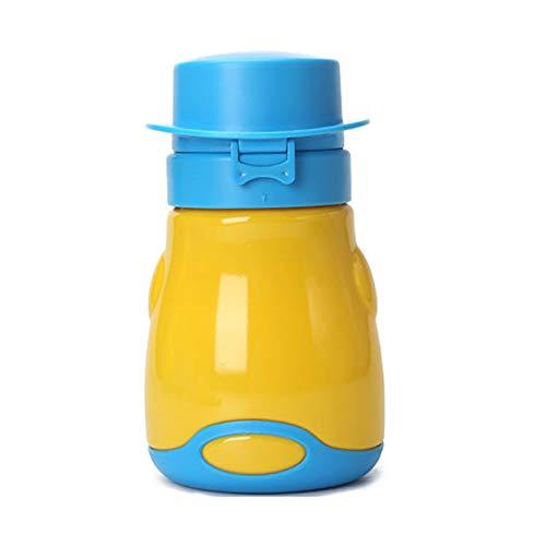Notfall Urinal, Isuper Mobile Tragbare Toilette für Kleine Jungen Mini Outdoor Auto Reise und Camping Pee Flasche