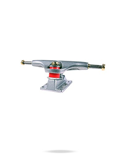 Los ejes de Iron están fabricados con una combinación duradera y resistente de acero de alta calidad y de aluminio. Están hechos en Europa.