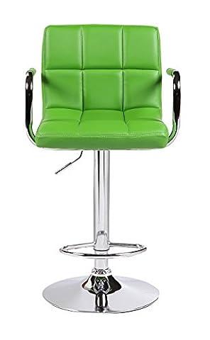 Decor-it 2016 V2 Havana Home Office Chair (Lime