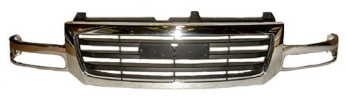oe-replacement-gmc-sierra-pickup-grille-assembly-partslink-number-gm1200475-by-multiple-manufacturer