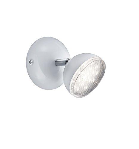 Trio 872810101 Serie 8728 - Foco, bombilla incluida, SMD, LED, 3,8 W,...