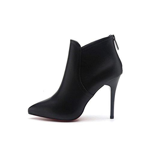 Europa punta le dita dei piedi tacchi alti/Più sexy stivali