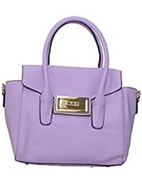 Senora Handbag For Women (Colour-Mauve)