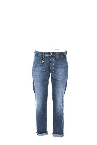 Jeans Uomo Siviglia 32 Denim 28m2 S400 1/7 Primavera Estate 2017