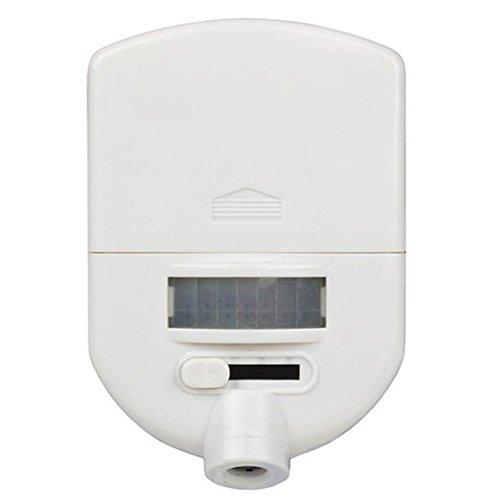 Luz inodoro sensor movimiento inalámbrico, luz ultravioleta