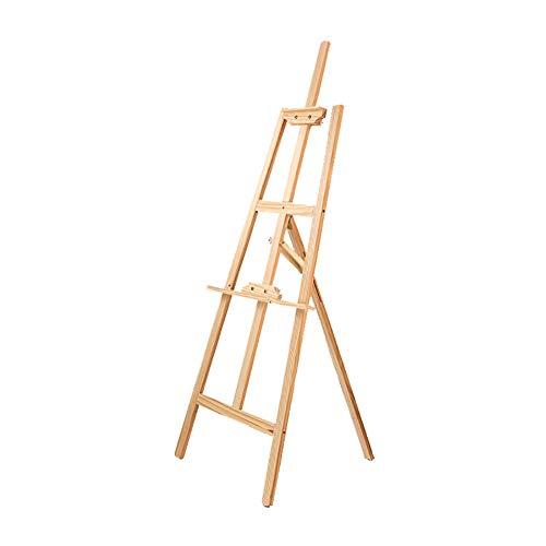 Staffelei Massivholz Skizze Stand Skizzieren Halter Falten Multifunktionale Halterung Kunstständer Holz Hebe Werbe Rack
