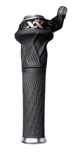 Sram MTB Drehgriffschalter XX Grip Shift Griffe Schwarz Standard