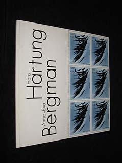 Hans Hartung, Anna-Eva Bergman : Muse de la poste, Paris, 20 dcembre 1980-18 janvier 1981