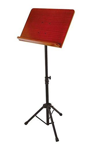 On Stage Stands sm7311W Pro Notenständer mit Holz Schreibtisch Gans Stand