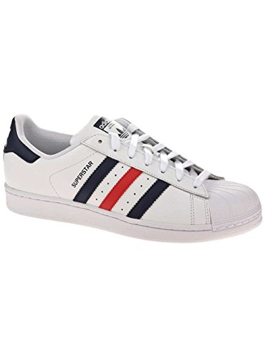 Adidas Superstar Foundation (S79208) Bianco