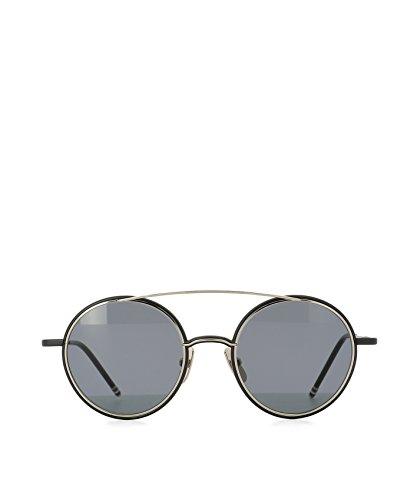 thom-browne-occhiali-da-sole-uomo-tb108atblkgld50-acciaio-argento