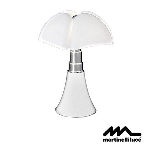 Grande Lampe Pipistrello Blanche H66-86cm