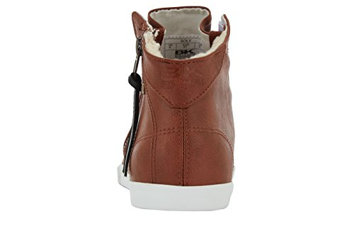 British Knights SOLY DONNE ALTE SNEAKERS COGNAC
