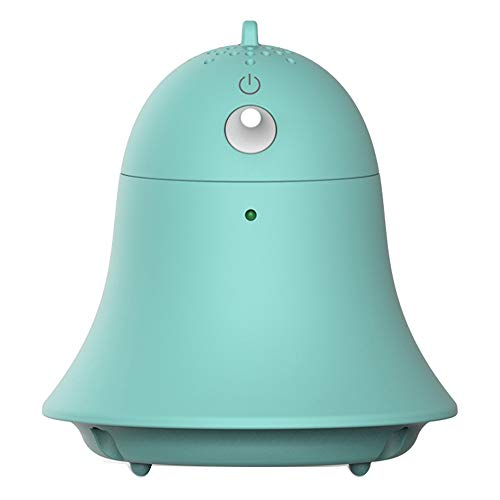 QINGJIU Anti-Moskito-Lampe, elektrische MATA-Moscas, Moskito-Killer-Lampenfalle, UV-Insektenlampe für Moskitos (Farbe : Grün)