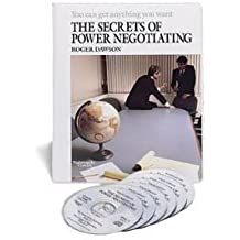 [(The Secrets of Power Negotiating)] [ By (author) Roger Dawson ] [January, 1988]