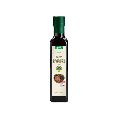 Byodo Organic Balsamic Vinegar of Modena IGP invecchiato (250 ml) Test