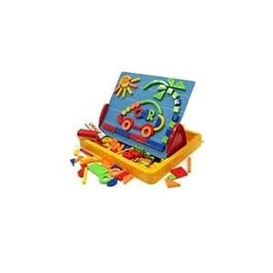 Megcos 1251 - Magnetic Learning Case - Hebrew