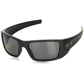 Oakley Herren Fuel Cell Sonnenbrille - Matte black/grey polarized