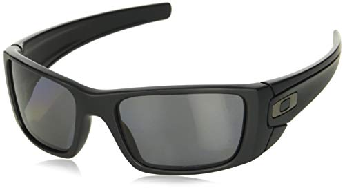583af16b0d Oakley - Gafas de sol Pantalla FUEL CELLP Fuel Cell, matte black/grey  polarized