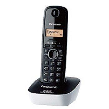 Panasonic KX-TG3411SXW 2.4 Digital Cordless Phone  available at amazon for Rs.2095