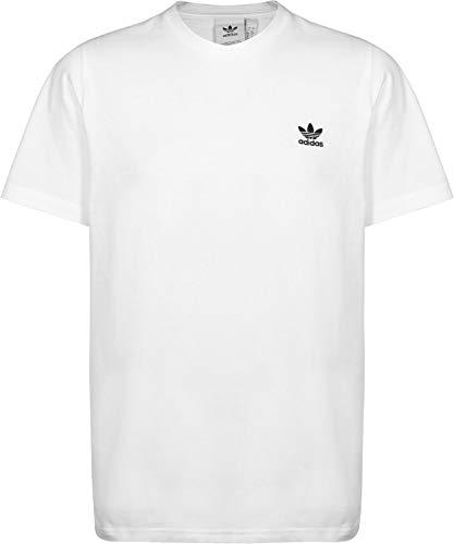 adidas Herren Essential T T-Shirt, White, XS -
