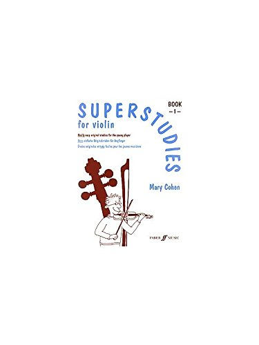 [(Superstudies: Bk. 1: (Solo Violin))] [ By (composer) Mary Cohen ] [December, 2005]