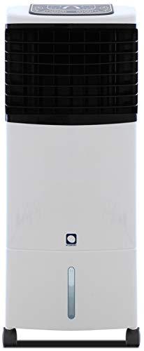 M CONFORT Bioclimatizador Evaporativo 1300C. 130W Frio/Calor. Cobertura 26m². Máximo Caudal 1300m³/h...