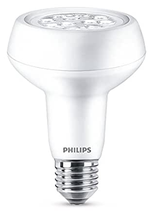 philips led lampe ersetzt 100 w e27 warmwei 2700k 667 lumen reflektor beleuchtung. Black Bedroom Furniture Sets. Home Design Ideas