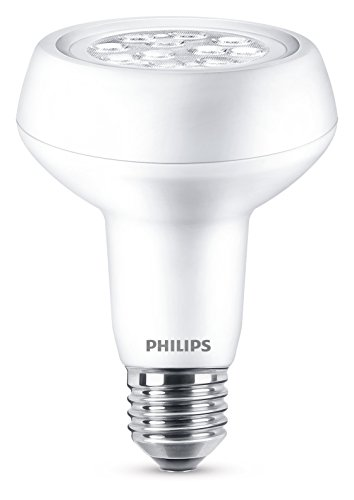 Philips LED Lampe ersetzt 60 W, E27, warmweiß (2700K), 370 Lumen, Reflektor -