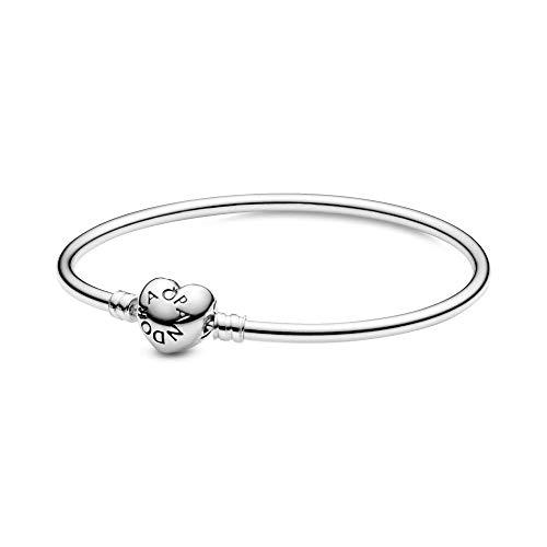 Pandora Pulsera charm Mujer plata - 596268-21