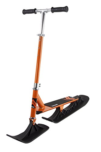 Frendo Snow Kick Free Schneescooter 7 Schlitten, orange