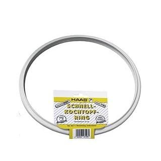 Otto Haas Gummi Dichtungs-Ring passend für WMF Deckel Perfect Schnellkochtopf 22 cm
