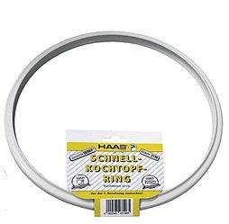 Otto Haas – Juego de juntas de anillo de goma para WMF Tapa PERFECT olla rápida 22 cm.
