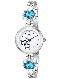 Attractionz Quartz Movement Analogue Multicolour Dial Women's Watch