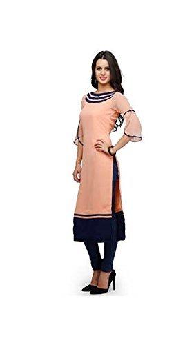 Kurti (Women\'s Clothing Kurti for women latest designer wear Kurti collection in latest Kurti beautiful bollywood Kurti for women party wear offer designer Kurti)