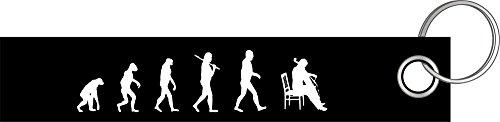 Cello Cellist Cellospieler Evolution Schlüsselanhänger Schlüsselband Keyholder Lanyard