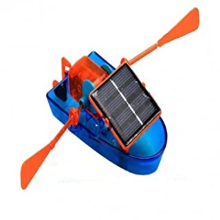 DIY Solar Powered Boat Solar Powered Toy
