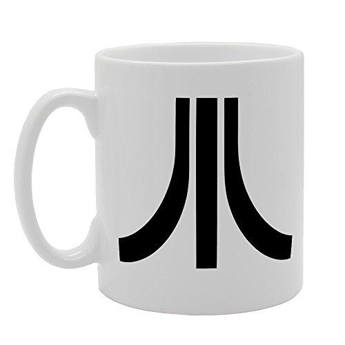 Atari Fuji Logo Ceramic Mug