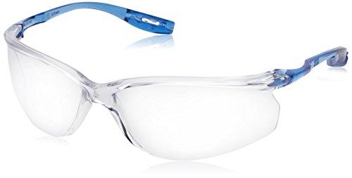 3M Tora CCS Arbeitsschutzbrille / Schutzbrille mit Befestigungsmöglichkeit für Gehörschutz / Anti-Kratz- & Anti-Beschlag-Beschichtung (Wie Zu Sagen, Ihre)