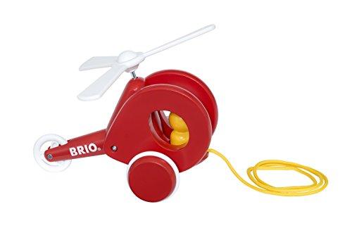 BRIO 30227 - Nachzieh-Hubschrauber Nachziehspielzeug