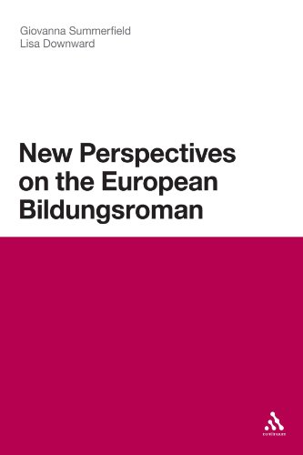 New Perspectives on the European Bildungsroman (Continuum Literary Studies)