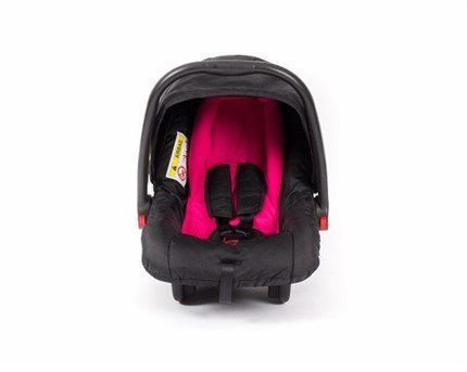 BABY MONSTERS GRUPO 0+ COLOR FUCSIA - PARA EASY TWIN  COMPACT  FRESH