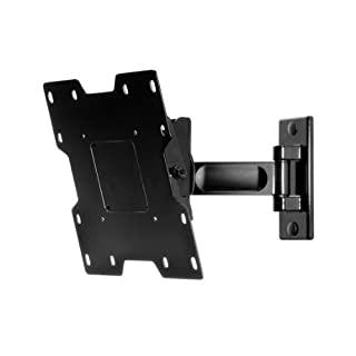 Peerless Industries Paramount Pivoting Wall Mount for 22 to 40 inch LCD TV - Black
